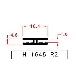 Профил H1646 – основа