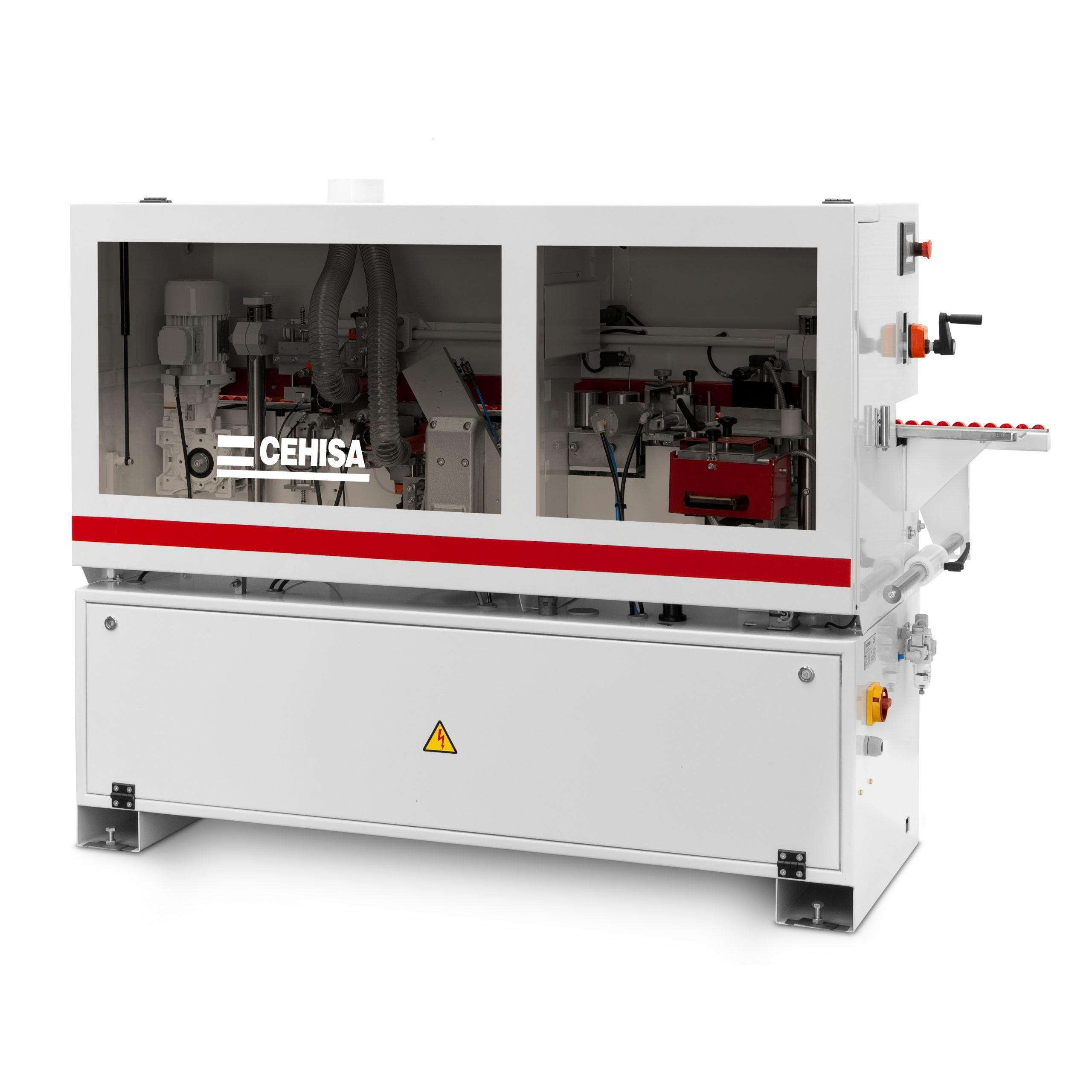 Автоматични кантиращи машини CEHISA – серия Flexy