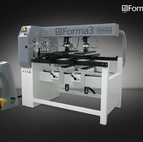 Пробивна машина Vitap Forma 3
