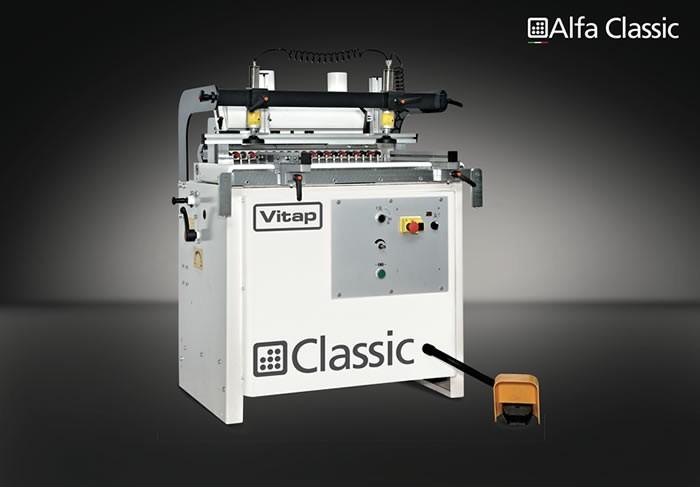 Пробивна машина Vitap Alfa