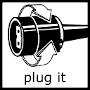 Картинката не може да има празен alt атрибут; името на файла е plugit.png