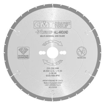Универсални диамантени циркулярни дискове серия 235