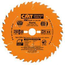 Циркулярни дискове за надлъжно рязане на масив серия 271