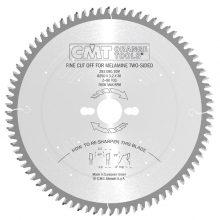 Циркулярни дискове за ПДЧ и МДФ, за рязане без подрезвач серия 283