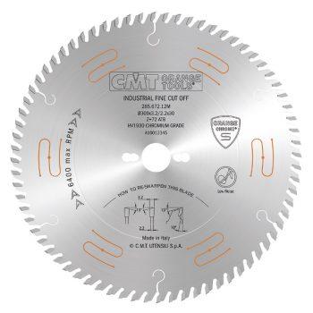 Циркулярни дискове за напречно рязане CHROME серия 285.68