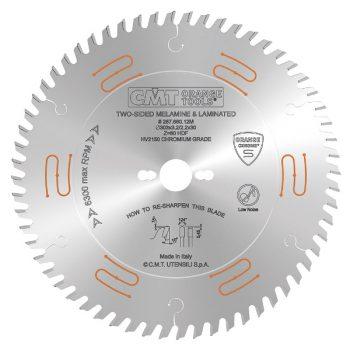 Циркулярни дискове за финно рязане без подрезвач CHROME серия 287