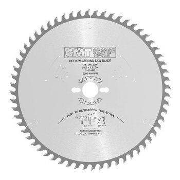 Циркулярни дискове за финно рязане без подрезвач серия 287.pos