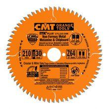 Циркулярни дискове за сухо рязане на цветни метали и композитни материали серия 276